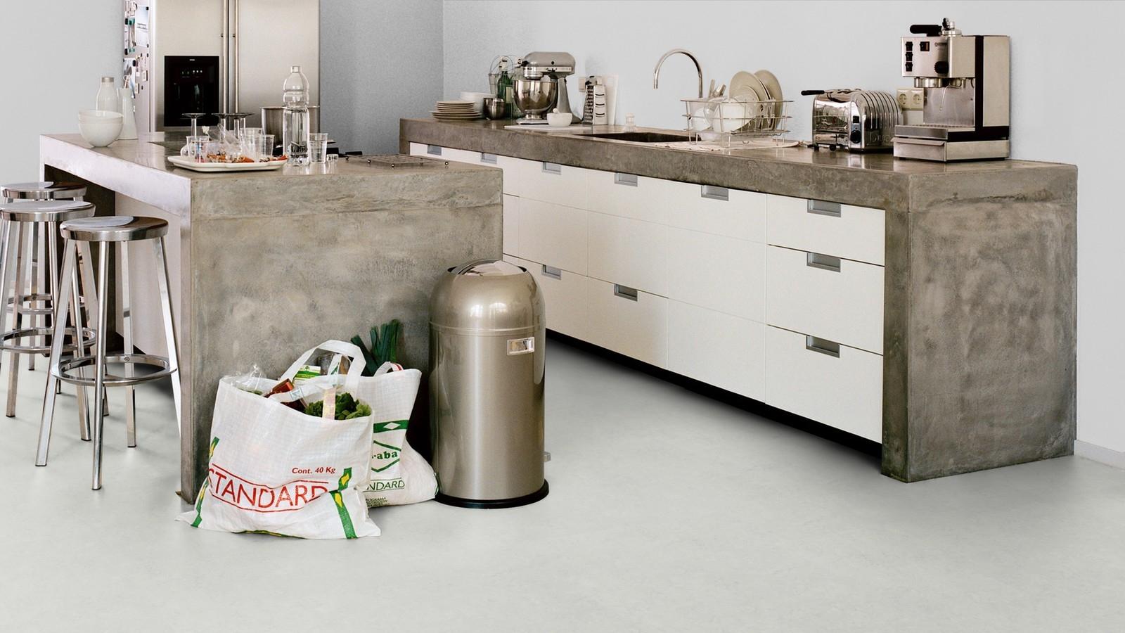 FORBO silver shadow - kuchyň