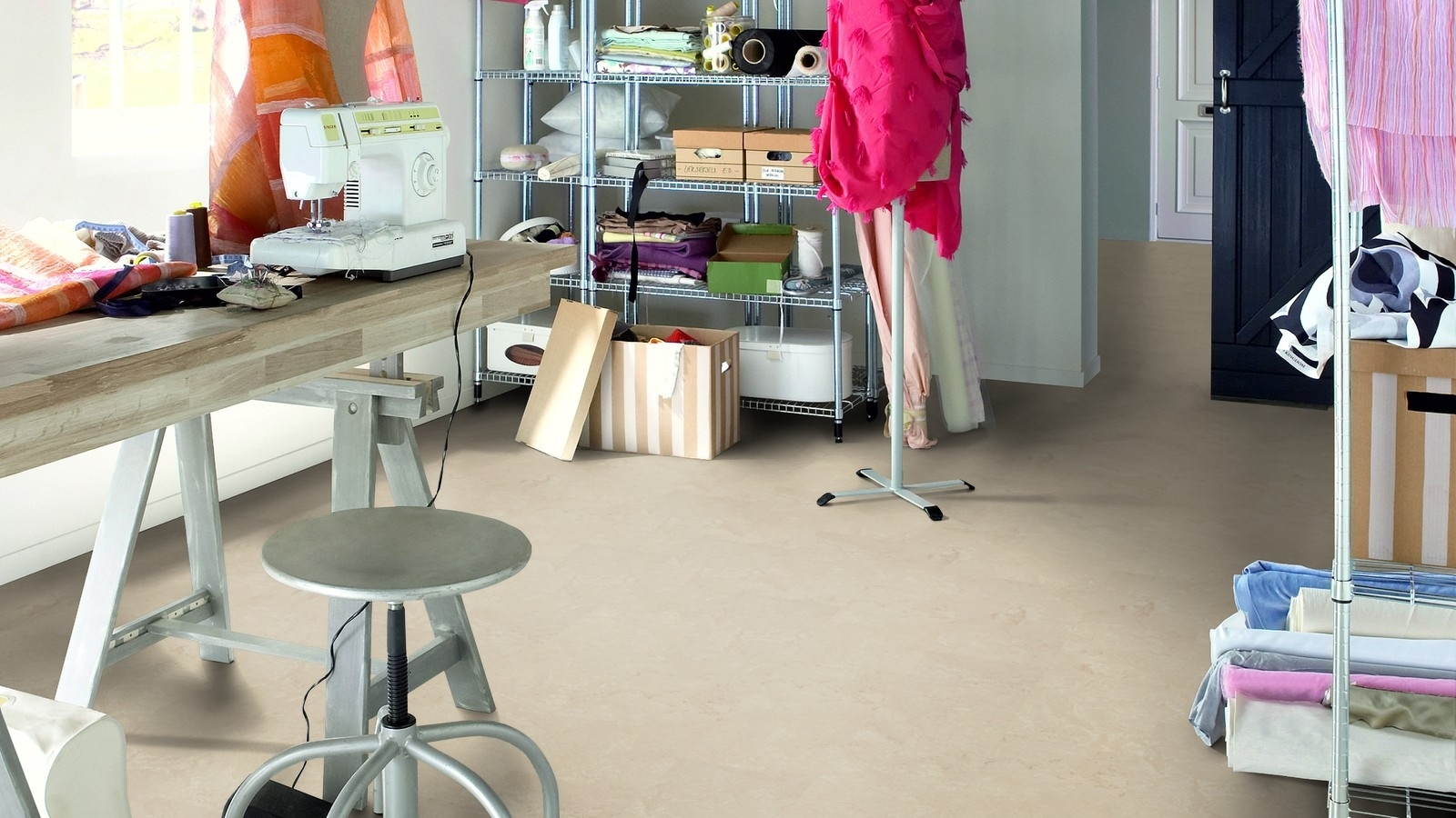 Marmoleum Forbo Cloudy Sand