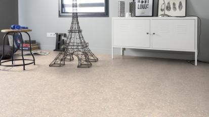 Pokládka PVC podlahy