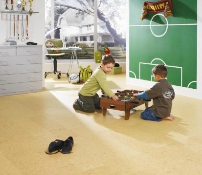 Korkové podlahy Jelínek
