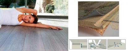 Pokládka plovoucí vinylové podlahy – postup