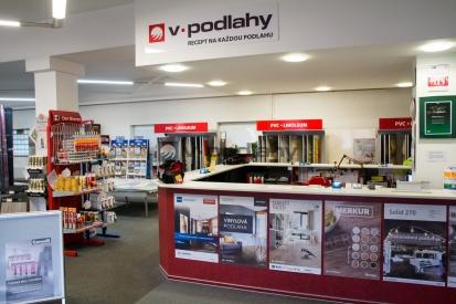 V-PODLAHY - Ostrava