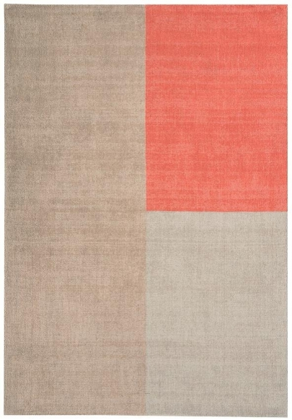 Asiatic London Carpet - Blox - Coral