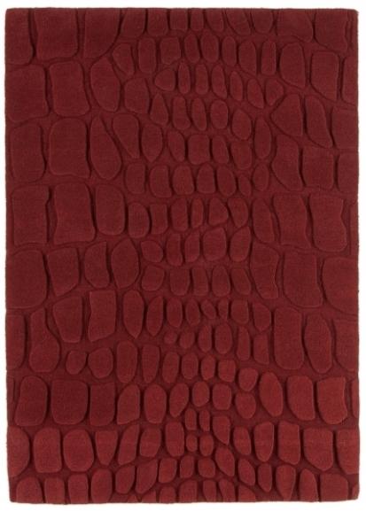 Asiatic London Carpet - Croc - red