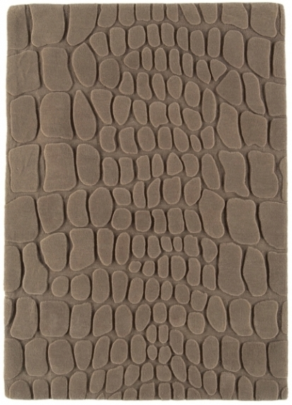 Asiatic London Carpet - Croc - taupe