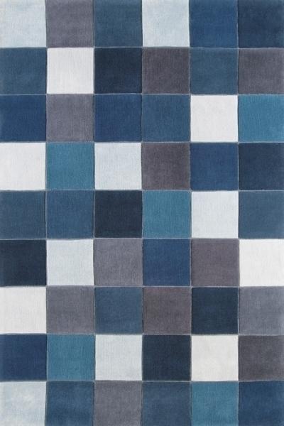 Asiatic London Carpet - Eden - blue