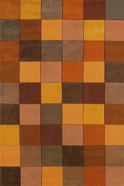 Asiatic London Carpet - Eden - terracotta