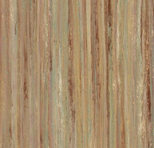 Marmoleum Forbo Linear Striato Original - 5239 oxidized copper
