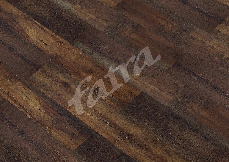 Vinylové podlahy Fatra FatraClick, Dub selský přírodní 6411-6