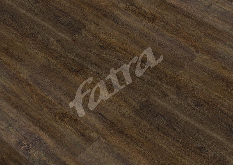 Vinylové podlahy Fatra FatraClick, Dub černý 8058-6