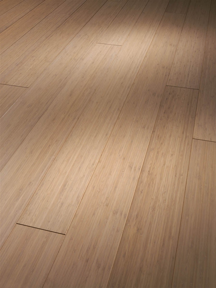 Dřevěné podlahy Parador Trendtime 1 Natur 1257351 - Bambus bělený