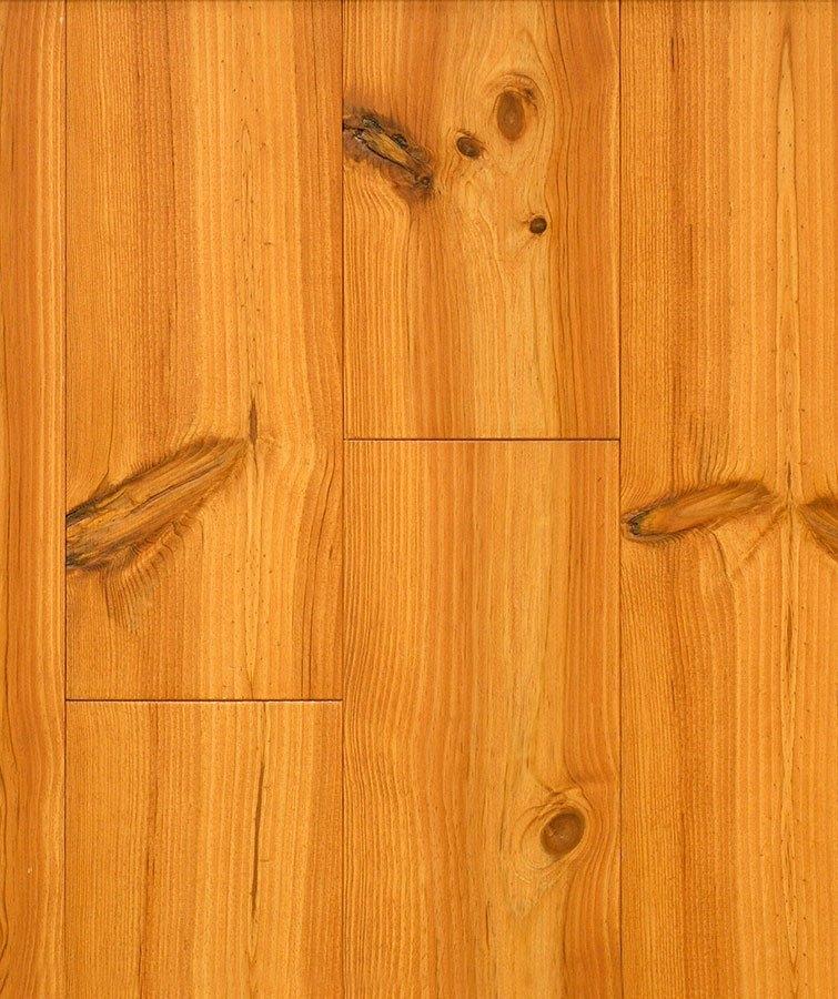 Dřevěné podlahy Esco - Prkno 200 - Borovice -  Koloniál třešeň