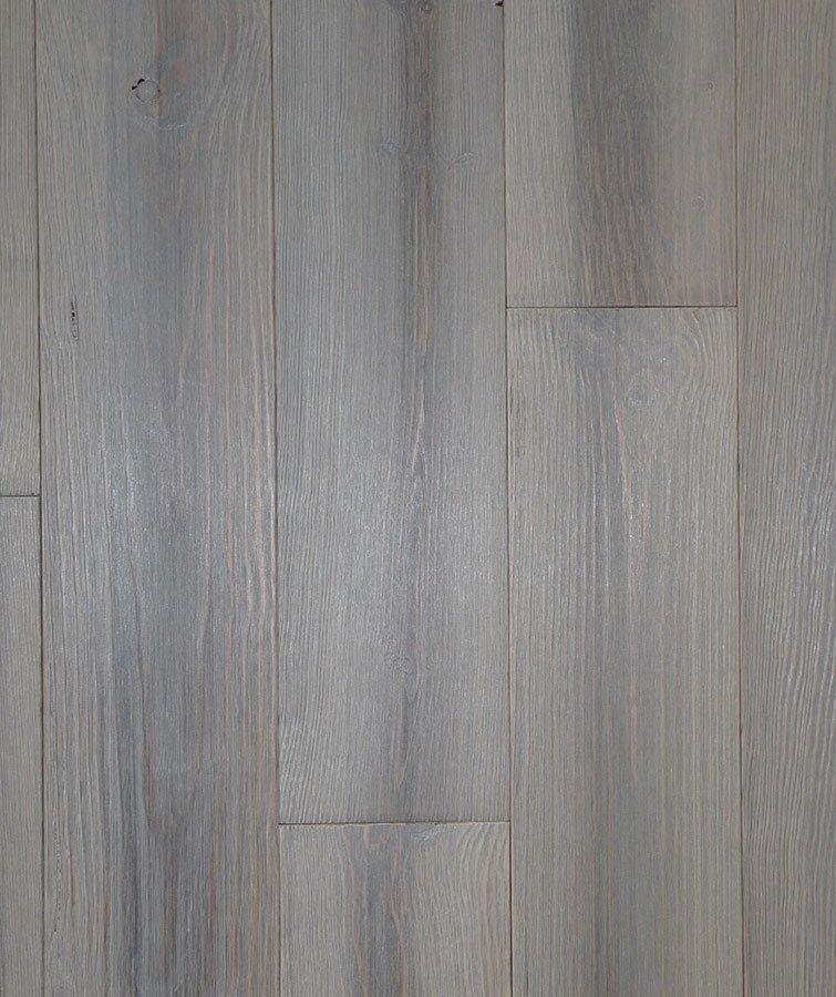 Dřevěné podlahy Esco - Prkno 200 - Borovice -  Rembrant bílý pepř