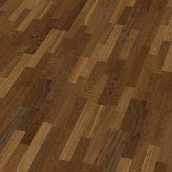 Dřevěné podlahy Scheucher Parket - Dub kouřový medium struktur