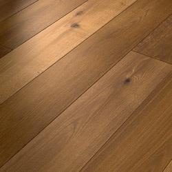 Dřevěné podlahy Scheucher - Prkno 182 - Dub kouřový medium VALLETA rustikal
