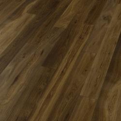 Dřevěné podlahy Scheucher - Prkno 182 - Dub kouřový medium VALSEGA rustikal
