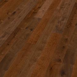 Dřevěné podlahy Scheucher - Prkno 182 - Dub pařený VALLETTA coupal