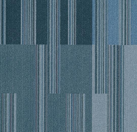 Vinylové podlahy Forbo Flotex linear s270005 Cirrus sapphire