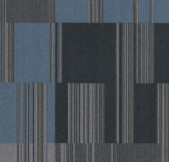 Vinylové podlahy Forbo Flotex linear s270008 Cirrus onyx