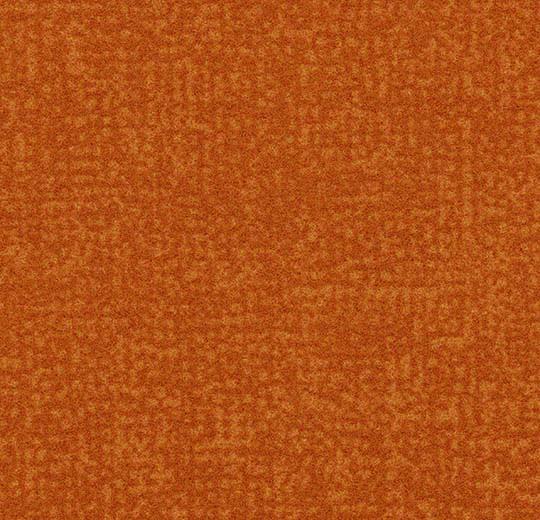 Vinylové podlahy Forbo Flotex Metro tangerine