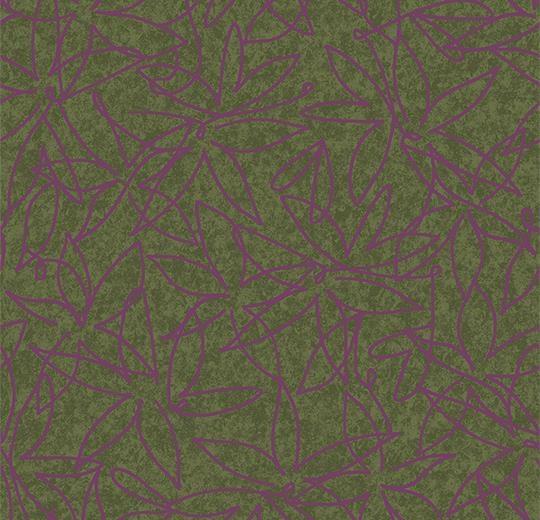 Vinylové podlahy Forbo Flotex vision floral 500011 Field Juniper