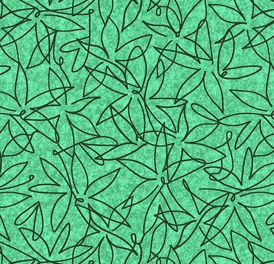 Vinylové podlahy Forbo Flotex vision floral 500023 Field Tarragon