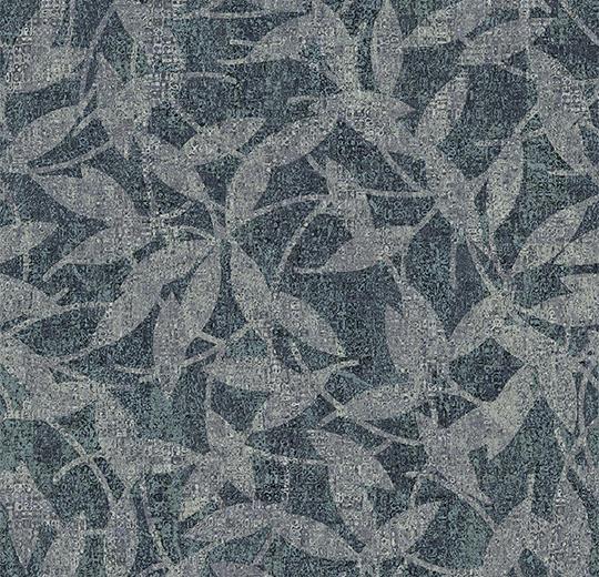 Vinylové podlahy Forbo Flotex vision floral 630003 Journeys Glacier Bay