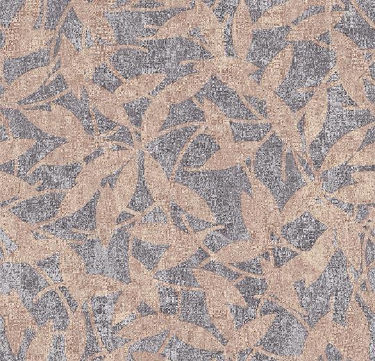 Vinylové podlahy Forbo Flotex vision floral 630015 Journeys Lilac
