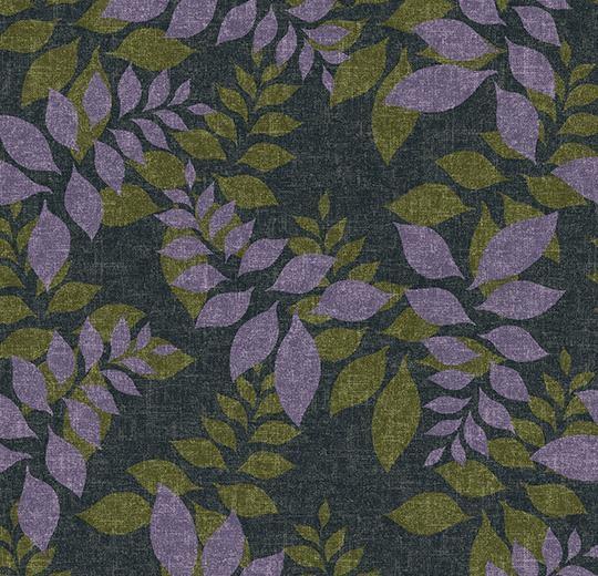 Vinylové podlahy Forbo Flotex vision floral 640007 Autumn Heath