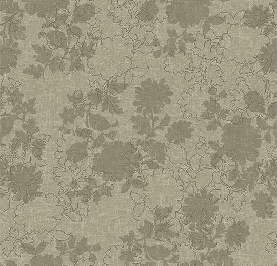Vinylové podlahy Forbo Flotex vision floral 650006 Silhouette Moss