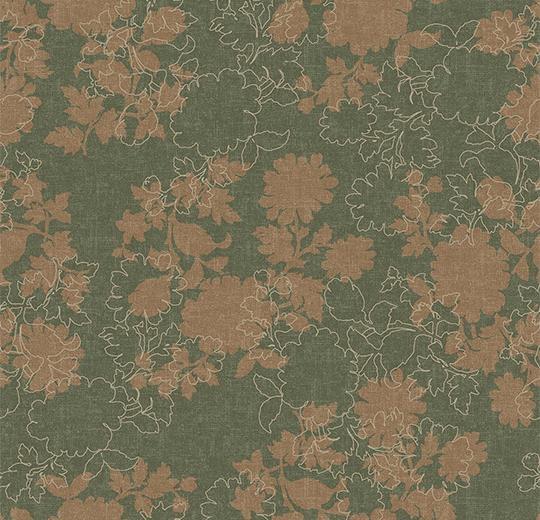 Vinylové podlahy Forbo Flotex vision floral 650008 Silhouette Heath