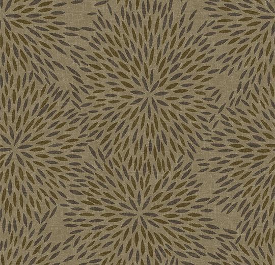 Vinylové podlahy Forbo Flotex vision floral 660003 Firework Flax