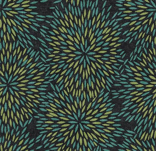 Vinylové podlahy Forbo Flotex vision floral 660008 Firework Monsoon
