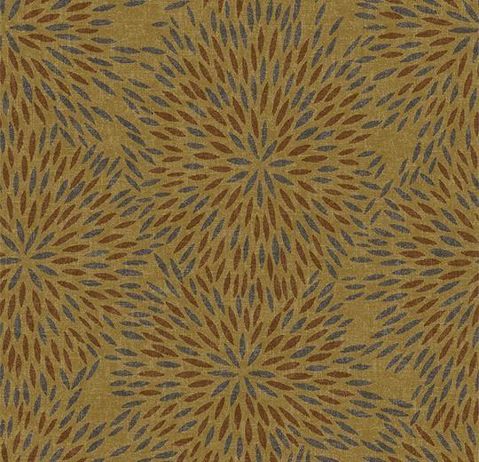 Vinylové podlahy Forbo Flotex vision floral 660010 Firework Wax