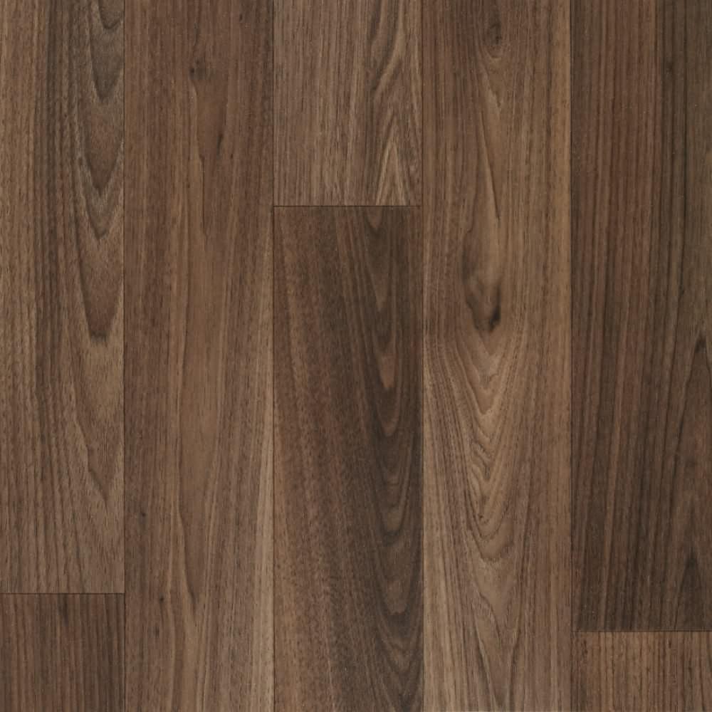 PVC podlahy Gerflor HQR 1269 - Walnut Dark