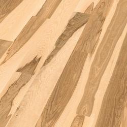 Dřevěné podlahy Scheucher - Prkno 182 - Jasan jádrový