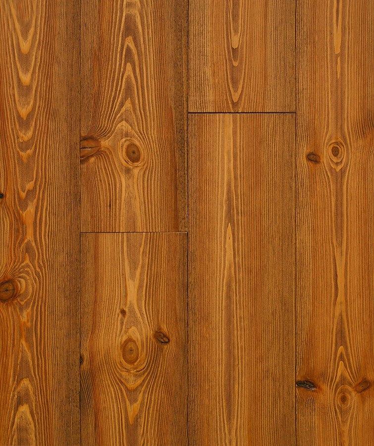 Dřevěné podlahy Esco - Prkno 200 - Borovice - Koloniál koňak