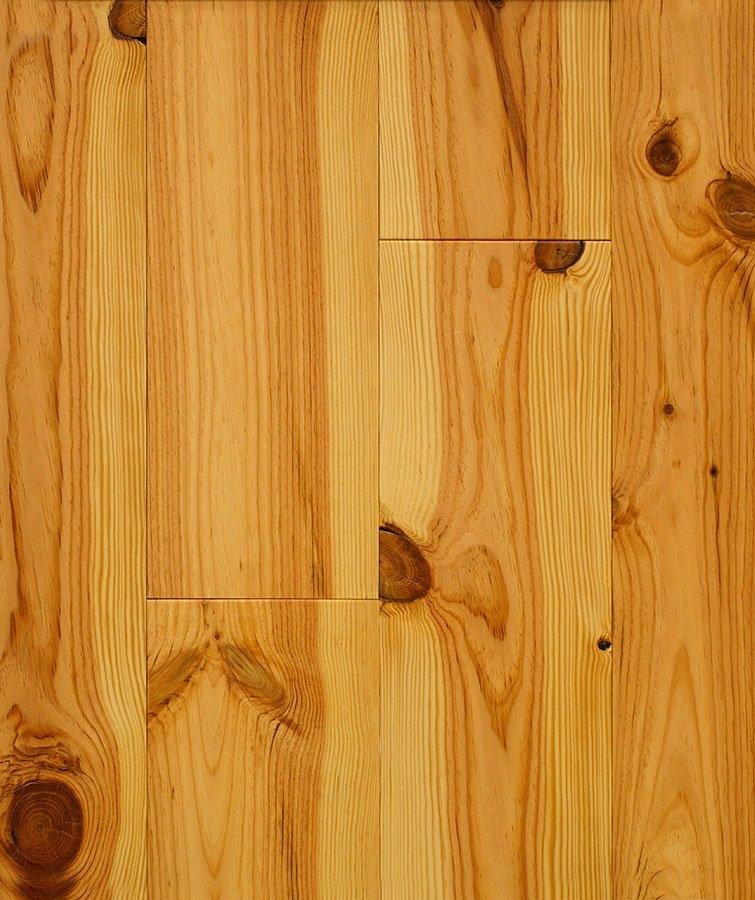 Dřevěné podlahy Esco - Prkno 200 - Borovice - Koloniál naturel