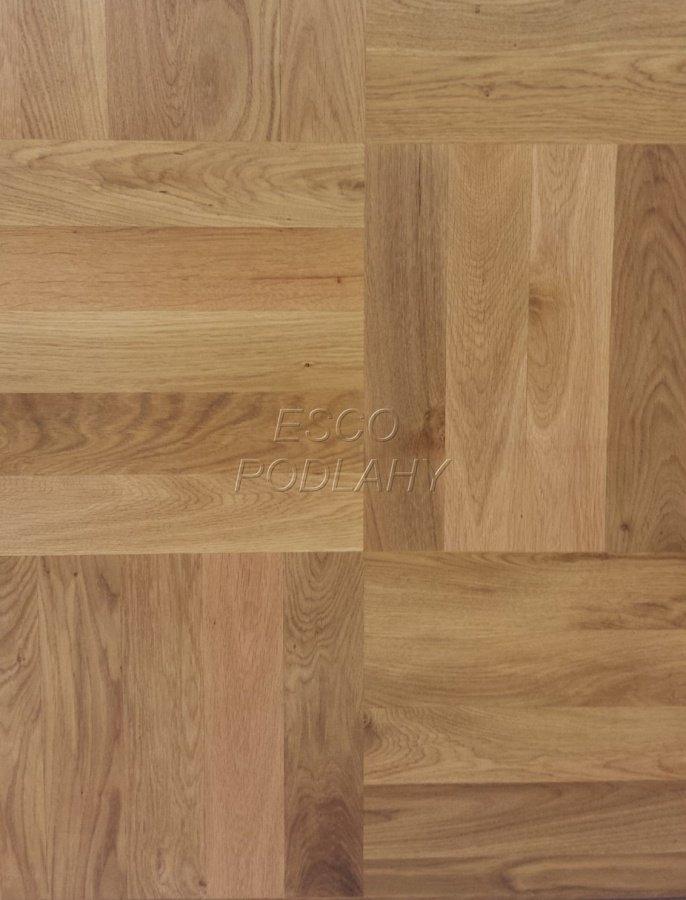Dřevěné podlahy Esco - Dubové parkety - Kvalita II.