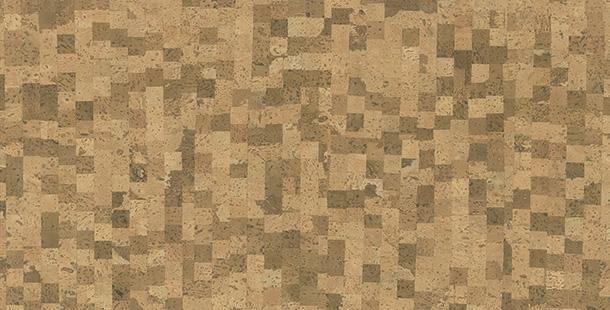 Korkové podlahy Granorte Tradition 72 650 00/73 650 00 - MOSAIC