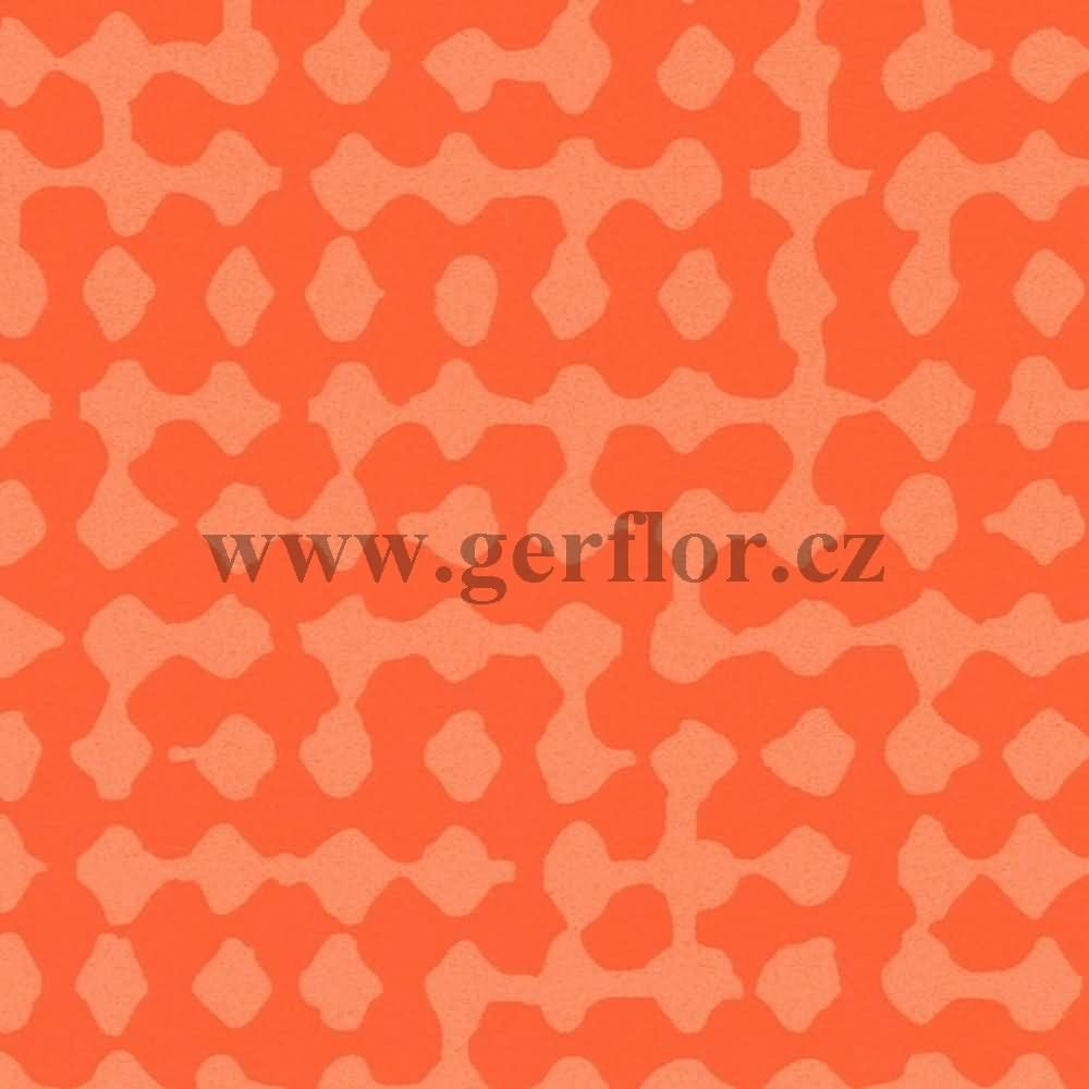 PVC podlahy Gerflor Taralay Impression Comfort 0598 - Orange