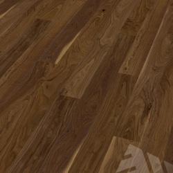 Dřevěné podlahy Scheucher - Prkno 182 - Ořech americký VALLETA natur