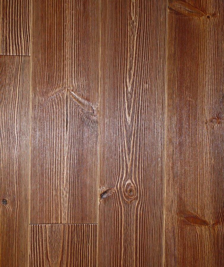 Dřevěné podlahy Esco - Prkno 200 - Borovice - Rembrant skořice
