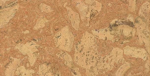 Korkové podlahy Granorte Tradition 72 901 94/73 901 94 - TWIST ORANGE