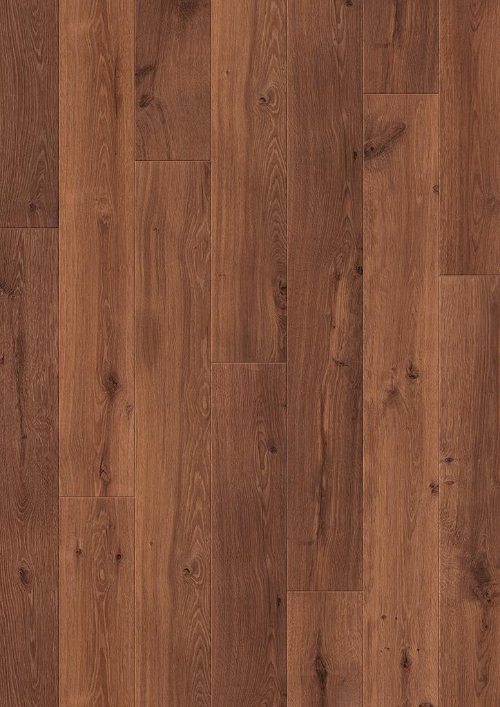 Laminátové plovoucí podlahy Quick Step Perspective UF1001 - DUBOVÉ TMAVĚ LAKOVANÉ PLAŇKY