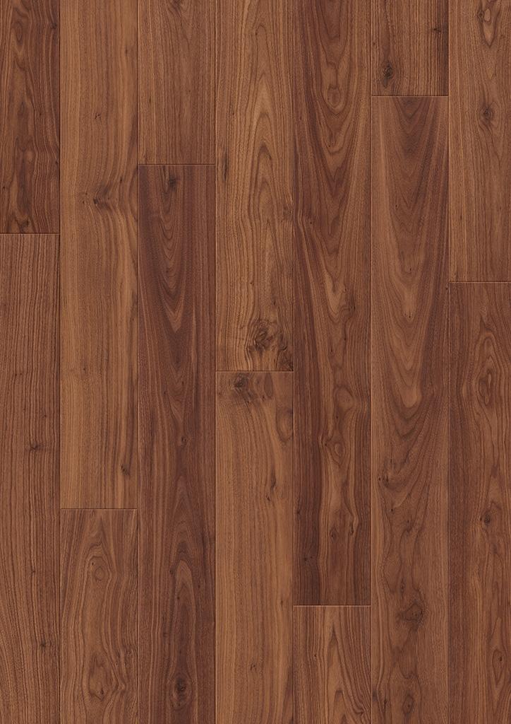 Laminátové plovoucí podlahy Quick Step Perspective UF1043 - NAOLEJOVANÉ OŘECHOVÉ PLAŇKY