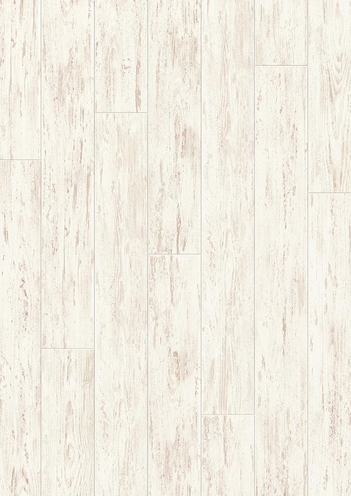 Laminátové plovoucí podlahy Quick Step Perspective UF1235 - BÍLÁ BROUŠENÁ BOROVICOVÁ PRKNA