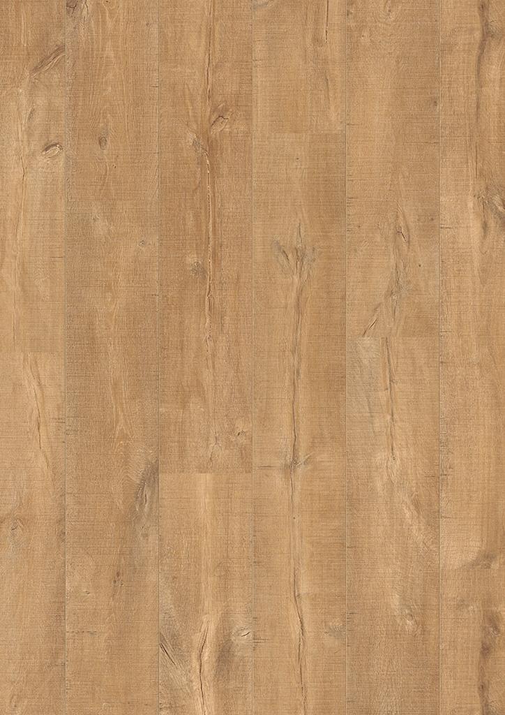 Laminátové plovoucí podlahy Quick Step Perspective Wide ULW1548 - DUB S ŘEZY PILOU PŘÍRODNÍ PRKNO
