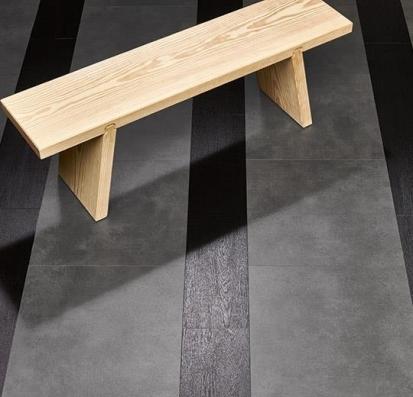 Forbo Allura Flex Material 62418FL1/62418FL5 charcoal concrete (50x50 cm)