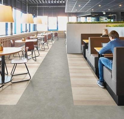 Forbo Allura Flex Material 62523FL1/62523FL5 grigio concrete (50x50 cm)